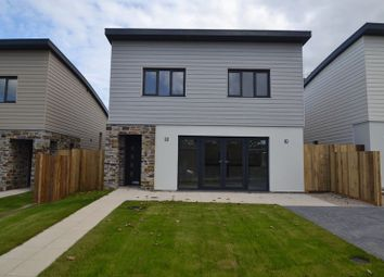 Thumbnail 3 bed detached house for sale in The Carrracks, St Ives, Cornwall