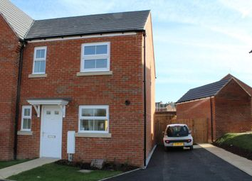 Thumbnail 3 bed property to rent in Manning Way, Long Buckby, Northampton