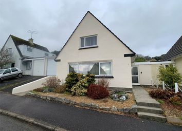 Thumbnail 3 bed detached house for sale in Bosinney Road, St Austell, Cornwall