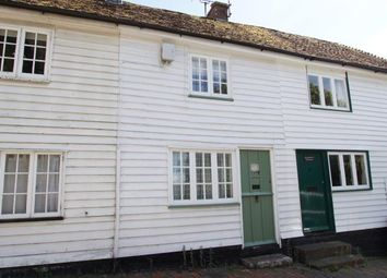 Thumbnail 1 bedroom terraced house for sale in Station Road, Robertsbridge, East Sussex, .