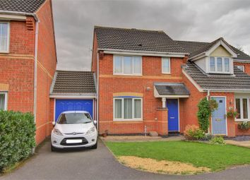 Thumbnail 3 bed semi-detached house for sale in Headingley Close, Coalville