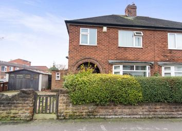 Thumbnail 3 bed semi-detached house for sale in Colwick Road, Sneinton, Nottingham