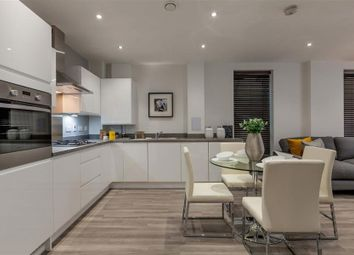 Thumbnail 1 bed flat for sale in Saxon Fields, Biggleswade, Bedfordshire