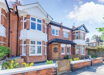 Thumbnail 4 bed terraced house to rent in Messaline Avenue, London