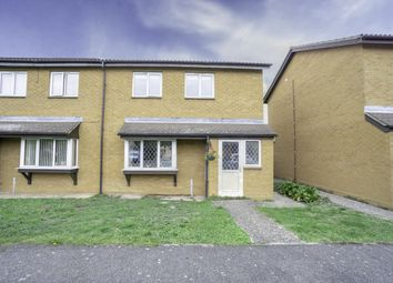 Thumbnail 2 bed semi-detached house for sale in Blenheim Close, Shepreth