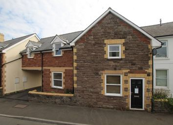 Thumbnail 3 bed terraced house for sale in Chapel Road, Abergavenny