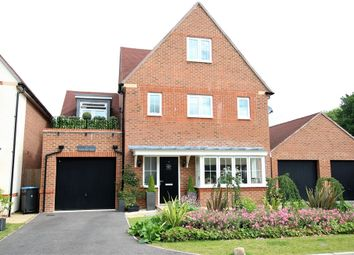 Thumbnail 5 bed detached house for sale in Ashurst Way, East Grinstead, West Sussex