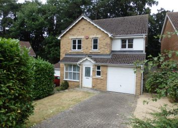 Thumbnail 4 bed detached house to rent in Bakers Close, Kenley