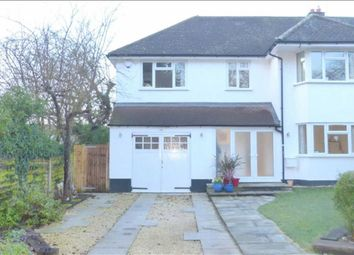 Thumbnail 4 bed semi-detached house for sale in Watling Knoll, Radlett, Herts