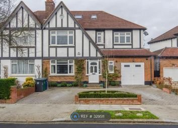 Thumbnail 6 bed semi-detached house to rent in Abbots Gardens, London