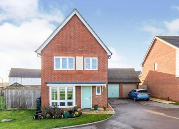 Thumbnail 3 bed detached house for sale in Opal Mews, Aylesbury, Buckinghamshire