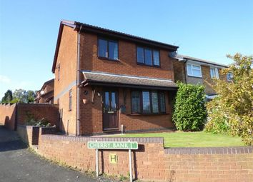 Thumbnail 3 bedroom detached house for sale in Cherry Bank, Cannock, Staffordshire