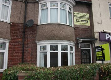 Thumbnail 2 bed terraced house to rent in North Road, Darlington