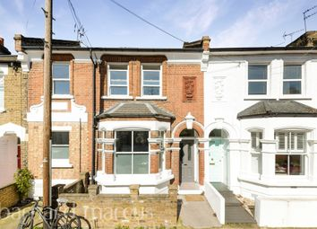 Thumbnail 3 bed flat for sale in Becklow Road, London