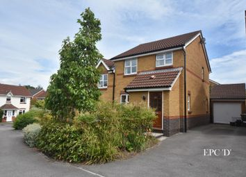 Thumbnail 3 bed property for sale in Hopkins Close, Thornbury, Bristol