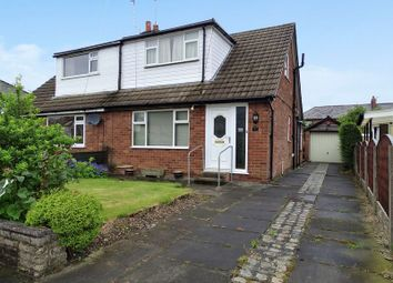 Thumbnail 2 bed semi-detached house for sale in Green Drive, Penwortham, Preston