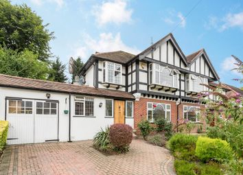 Thumbnail 3 bed semi-detached house for sale in Ullswater Crescent, London