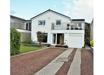 Thumbnail 4 bed detached house for sale in Braemar Crescent, Carluke