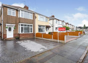 Thumbnail 3 bed semi-detached house for sale in Waite Road, Willenhall
