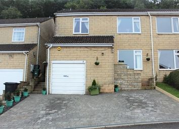 Thumbnail 4 bed semi-detached house for sale in Tovey Close, Kewstoke, Weston Super Mare