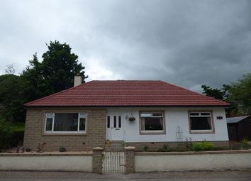 Thumbnail 4 bed bungalow for sale in 1 Woodside Road, Fochabers