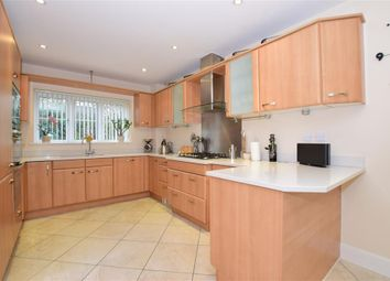 5 bed detached house for sale in Quindell Place, Kings Hill, West Malling, Kent ME19