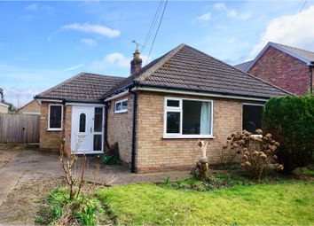 Thumbnail 2 bed detached bungalow for sale in High Street, Eagle