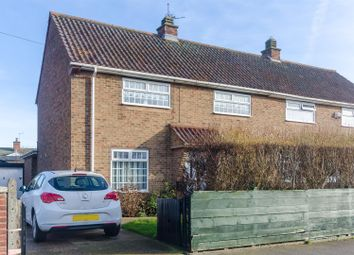 3 bed semi-detached house for sale in North Road, Withernsea HU19