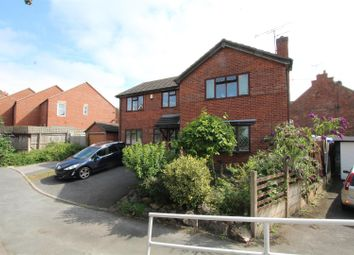 Thumbnail 4 bed detached house for sale in Heath Road, Stapenhill, Burton-On-Trent