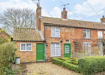 Thumbnail 1 bed end terrace house for sale in Chapel Lane, Old Bolingbroke, Spilsby