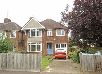 Thumbnail 4 bed detached house to rent in Eastfield Road, Wellingborough