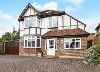 Thumbnail 4 bed detached house to rent in Chiltern Drive, Berrylands, Surbiton