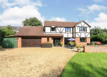 4 bed detached house for sale in Kilborn Close, Wellingborough NN8