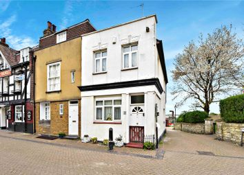 Thumbnail 2 bed end terrace house for sale in High Street, Greenhithe, Kent