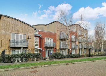 Thumbnail 3 bed flat for sale in Oldham Rise, Medbourne, Milton Keynes