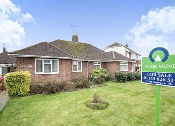 Thumbnail 2 bed bungalow for sale in Orchard Way, Bognor Regis