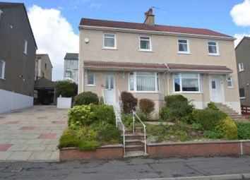 Thumbnail 2 bed semi-detached house for sale in Rockall Drive, Glasgow