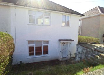 Thumbnail 3 bedroom semi-detached house for sale in Llangorse Road, Penlan, Swansea.