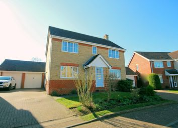 Thumbnail 4 bed detached house to rent in Washall Drive, Braintree