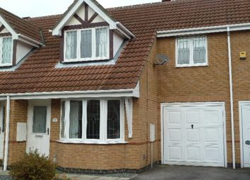 Thumbnail 3 bed terraced house to rent in Nornabell Drive, Beverley