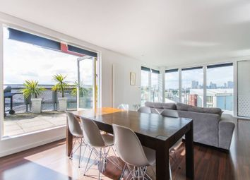 Thumbnail 2 bed flat for sale in West Parkside, Greenwich