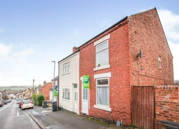 Thumbnail 2 bed semi-detached house for sale in Lynncroft, Eastwood, Nottingham