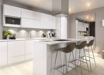 Thumbnail 4 bed flat for sale in City North East Tower, 3 City North Place, London