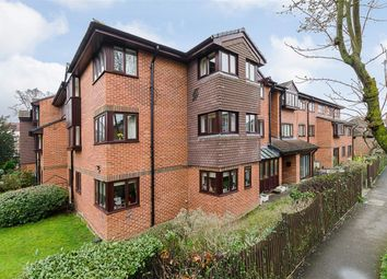 Thumbnail 1 bedroom flat for sale in Wordsworth Drive, Cheam, Surrey