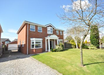 Thumbnail 4 bed detached house for sale in Bryning Fern Lane, Kirkham, Preston, Lancashire