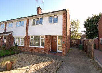 Thumbnail 3 bed semi-detached house for sale in Duval Place, Bagshot