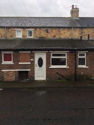 Thumbnail Terraced house for sale in Chestnut Street, Ashington