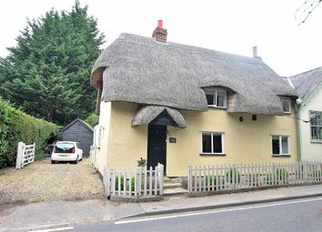 Thumbnail 3 bed cottage for sale in High Roding, Dunmow, Essex