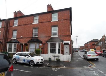 Thumbnail 3 bedroom terraced house to rent in Turney Street, Nottingham