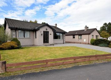 Thumbnail 3 bed detached bungalow for sale in Crannich Park, Carrbridge